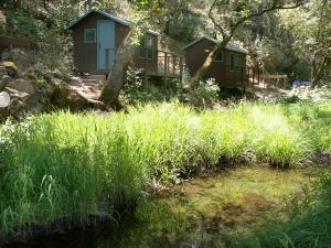 Image of Wood cabins